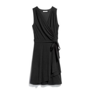 41Hawthorn Tristana Essential Knit Faux Wrap Dress